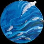 Oceandrum maken workshop | Den Bosch | Jacqueline Wijnen ~ Prachtig Krachtig